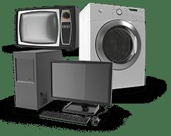 家電の回収品目